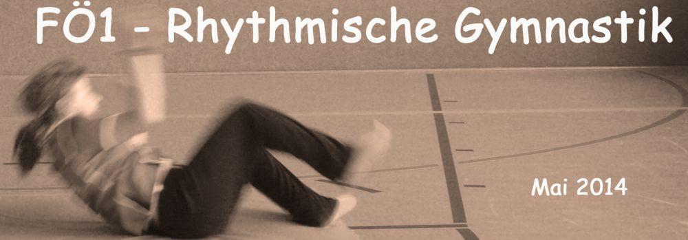FÖ1 Rhythmische Gymnastik